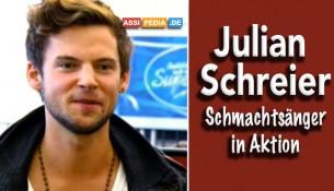 Julian Schreier - Schmachtsänger