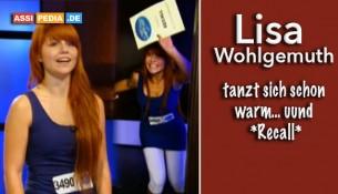 Lisa Wohlgemuth - Tanzt sich schon warm