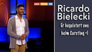 Ricardo Bielecki - Er begeistert uns beim Carsting