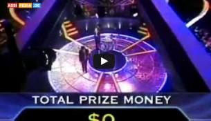 wer wird millionär --> 0$