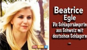Schlagersängerin Beatrice Egli beim DSDS-Casting