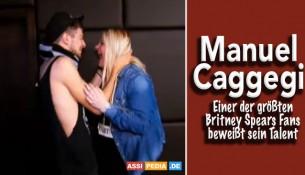 Manuel Caggegi - Einer der größten Britney Spears Fans beweißt sein Talent