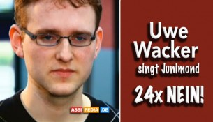 Uwe Wacker singt Junimond