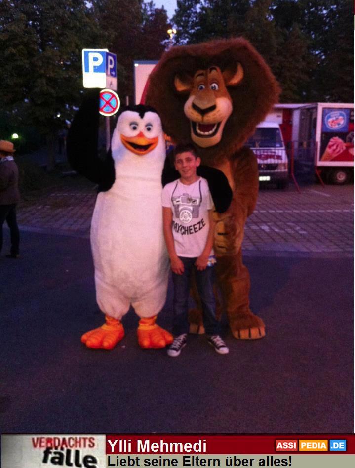 Yelli Mehmedi - Liebt seine Eltern über alles - Beitragsbild