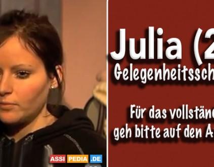 Julia (20) - Gelegenheitsschülerin